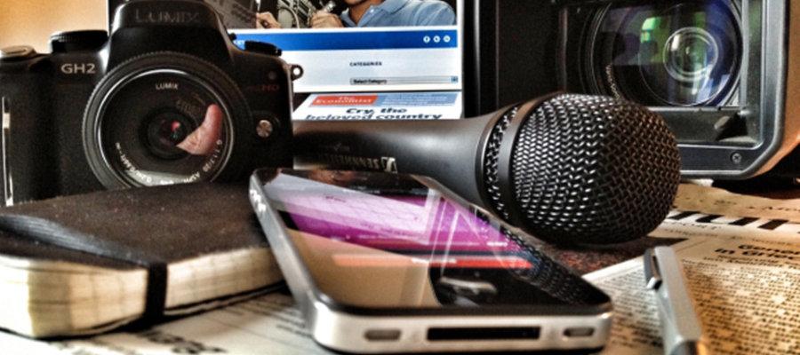 Как стать журналистом, не имея образования