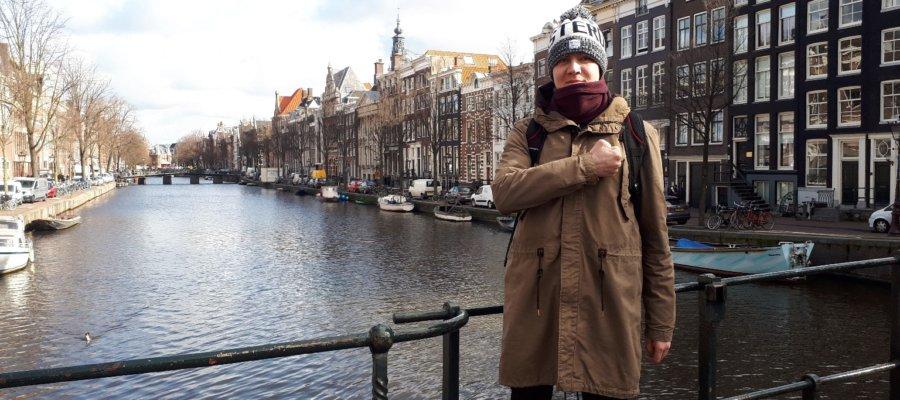 Амстердам – сказочный город в Нидерландах