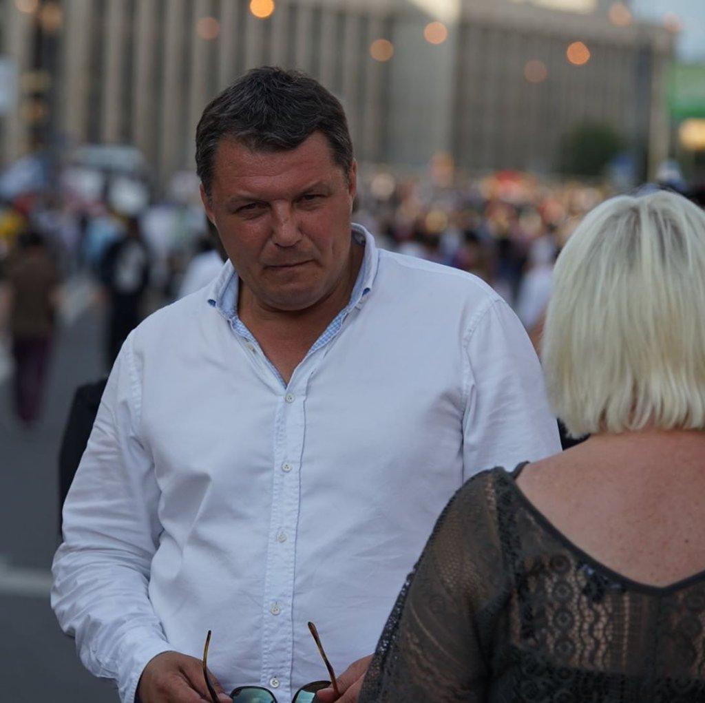 Владимир Залищак – кандидат в Мосгордуму по округу №32