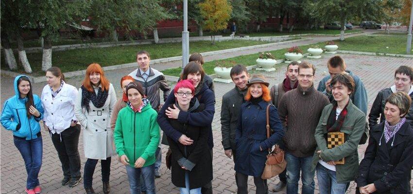 Маяковские чтения в Красноярске