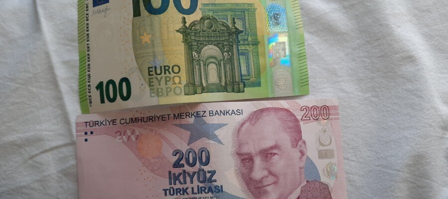 курс евро турецкая лира